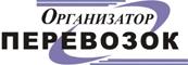 """Логотип СПб ГКУ """"Организатор перевозок"""""""